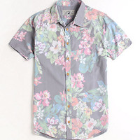 Wellen Paradise Short Sleeve Woven Shirt at PacSun.com