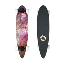 Limited Art Series Longboard: Sacred Geometry