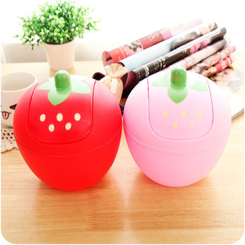 Storage Lovely Mini Creative Korean Cute Fashion Storage Bin = 4877784772