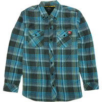 Greenwood Flannel Tahiti Blue (XXL)