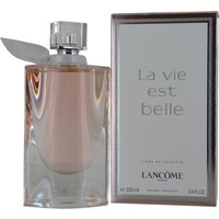 La Vie Est Belle By Lancome L'eau Edt Spray 3.4 Oz