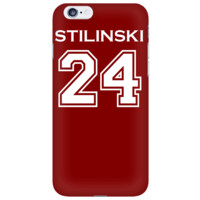 Stiles Stilinski 24 Teen Wolf iPhone 6 Phone Case