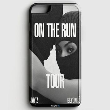 JayZ And Beyonce On The Run Tour 2 iPhone 7 Case