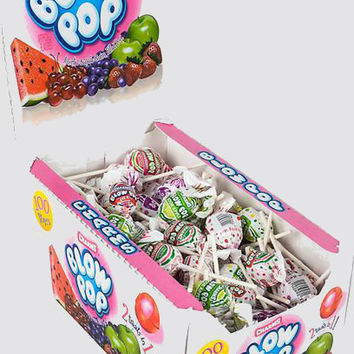 charms blow pops 100ct box Case of 600