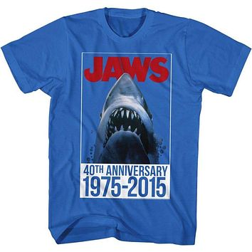 Jaws Forty Tee Shirt