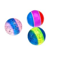 Glow, Multicolor, Clear Fake Tongue Piercing 3-Pack - Spencer's