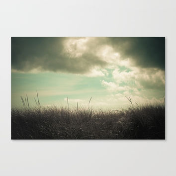 If Only Canvas Print by Faded  Photos