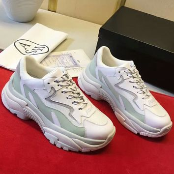ASH ADDICT2018 summer new old shoes running shoes sports shoes F-OMDP-GD