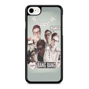 Ethan Cutkosky Carl Gallagher Iphone 8 Case