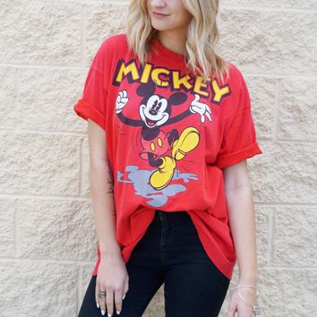 Main Mouse Oversized Tee