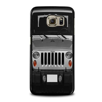 jeep samsung galaxy s6 case cover  number 1