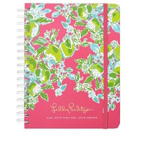 Lilly Pulitzer LARGE AGENDA - PINK LEMONADE - Ryan's Daughters
