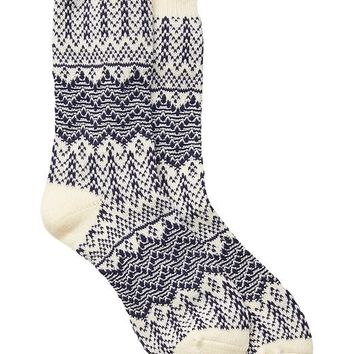 Gap Factory Cozy Aztec Socks