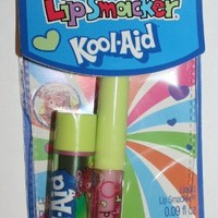 Lip Smacker Slammin' Strawberry Kiwi Kool-Aid Duo