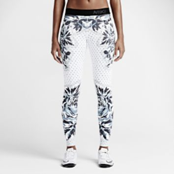 Nike Pro Floral Dot Women's Training Tights