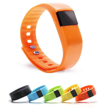 Waterproof Smart Bluetooth Fitness Bracelet Christmas Gift+Gift Box