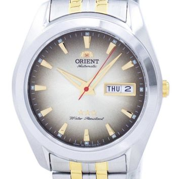 Orient Automatic Japan Made SAB0D002U8 Men's Watch