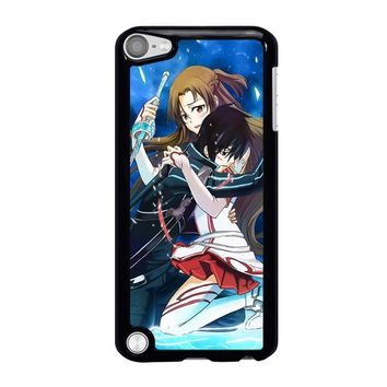SWORD ART ONLINE PROTECT YOU iPod Touch 5 Case Cover