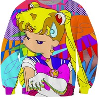 Sailor Moon Crewneck Sweatshirt