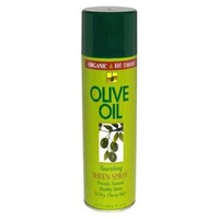 Organic R/S Root Stimulator Olive Oil Sheen Spray, 11.5 Ounce