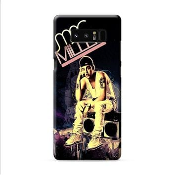 MAC MILLER Dubstep Samsung Galaxy Note 8 case