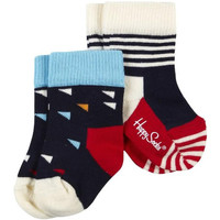 Happy Socks Baby Boys 2PK Casual Socks