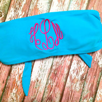 Limited Time Sale Bandeau Bathing Suit Monogrammed