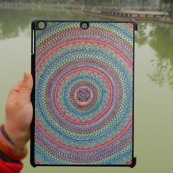 Mandala flower pattern iPad Case,iPad mini Case,iPad Air Case,iPad 3 Case,iPad 4 Case,ipad case,ipad cover, ipad mini cover ipad air,iPad 2/3/4-051