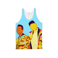 The Faceless Fresh Prince of Bel-Air Tank Top