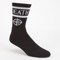 Mishka Target Ritual Mens Crew Socks Black One Size For Men 23973510001