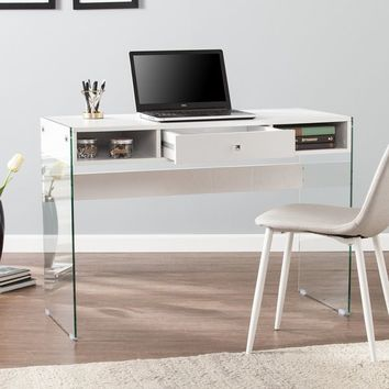 Strick & Bolton Koljaka Contemporary Writing Desk | Overstock.com Shopping - The Best Deals on Desks