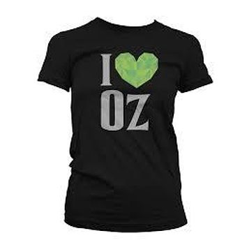 I Heart Oz T-shirt
