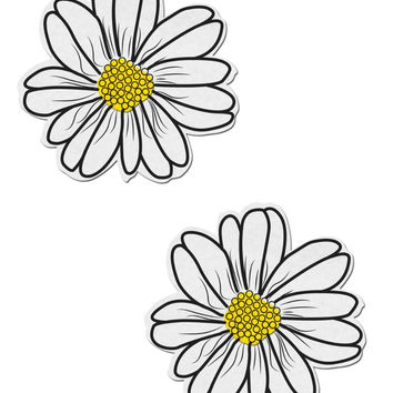 Animated Daisy Pasties