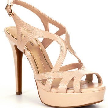 Gianni Bini Saundra Dress Sandals | Dillards