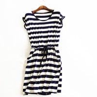 Casual Stripe women summer dress