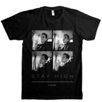 Official G-Eazy Merch Site — Stay High (Black)