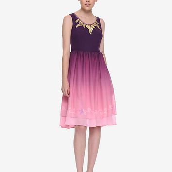 Destination Disney Tangled Ombré Dress