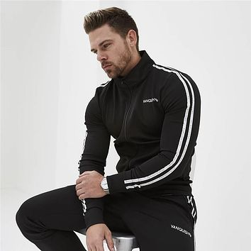 Men Sets Sweatshirts+Pants