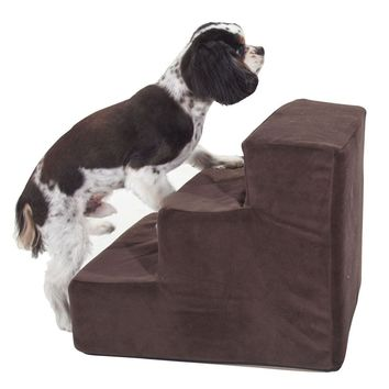 3 Step Pet Stairs By Majestic Pet Products
