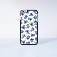 Stitch Collection Plastic Case Cover for Apple iPhone 6 Plus 4 4s 5 5s 5c 6