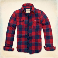Embarcadero Flannel Shirt