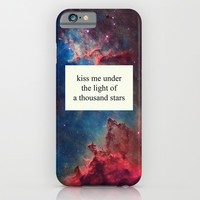 a thousand stars iPhone & iPod Case by Tangerine-Tane