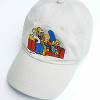 Matt Groening The Simpsons Hat With Strapback