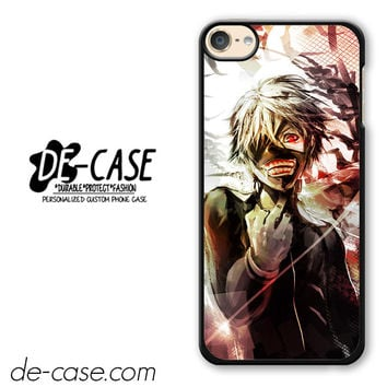 Tokyo Ghoul Kaneki White Hair DEAL-11294 Apple Phonecase Cover For Ipod Touch 6