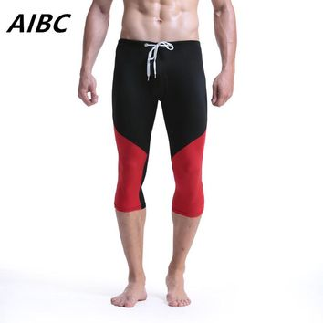 Brand  Men Swimwear sexy Men Swimsuits Surf Boardshorts Beach  pants Wear Man Swimming Trunks Boxer Shorts Swim Suits