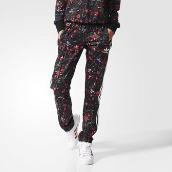 adidas Moscow Firebird Track Pants - Multicolor | adidas US