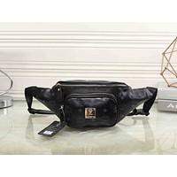 MCM Women Shopping Leather Purse Waist Bag Single-Shoulder Bag Crossbody