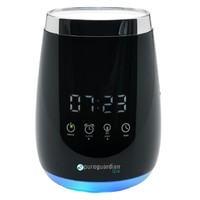 PureGuardian Deluxe Ultrasonic Aromatherapy Oil Diffuser with Touch Controls, Black | drugstore.com