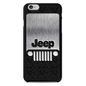 Steampunk Jeep 2 iPhone 6/6S Case