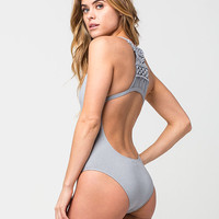 BILLABONG Macrame Back One Piece Swimsuit | One-Pieces